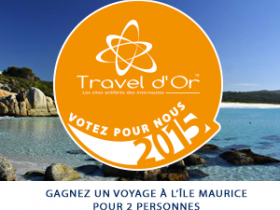 TRAVEL D'OR 2015